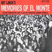 Various Artists: Art Laboe's Memories of El Monte