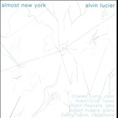 Alvin Lucier: Almost New York