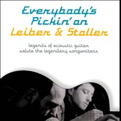 Various Artists: Everybody's Pickin' on Leiber and Stoller