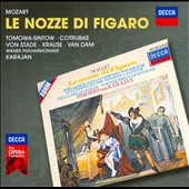 Mozart: Le Nozze di Figaro / Krause, Tomowa-Sintow, Cotrubas, Von Stade, Van Dam