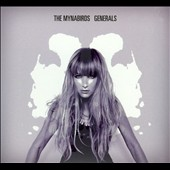The Mynabirds: Generals [Digipak]