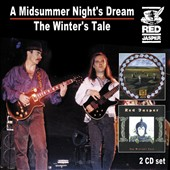 Red Jasper: A Midsummer Night's Dream/Winter's Tale