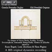 Old Swedish Organs played by Engsö, Jacobson and Fagius
