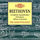 Beethoven: Complete Symphonies, etc / The Hanover Band