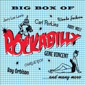 Various Artists: Big Box of Rockbilly