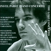The Lost Concerto of Pavel Pabst