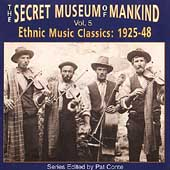 Various Artists: Secret Museum of Mankind: Ethnic Music Classics, Vol. 5, 1925-1948