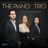The Pianos Trio Live in Lugano