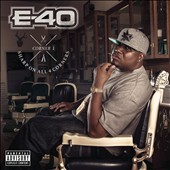 E-40 (Rap): Sharp on All 4 Corners: Corner 1 [PA] [Digipak]