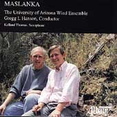 Maslanka: Symphony no 2, Laudamus Te, Hell's Gate