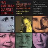 Five American Clarinet Quintets / David Shifrin