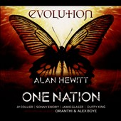 Alan Hewitt & One Nation: Evolution [Digipak]