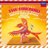 Stravinsky: The Firebird; Scherzo a la Russe [SHM-CD]