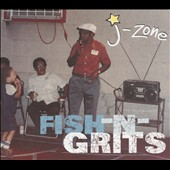 J-Zone: Fish-n-Grits [Digipak]