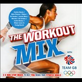 Various Artists: The Workout Mix with Team GB