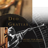 Music for Brass with Organ and Handbells / Deo Gratias