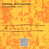 Baur - Piano Works: Aphorismen; Ostpreusen-suite; Three Pieces In The Olden Style; Klaviermusik 56; Heptameron; Burleske / Oliver Drechsel, piano