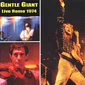 Gentle Giant: Live in Rome 1974