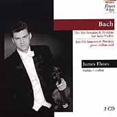 Bach: Six Sonatas and Partitas for Solo Violin / James Ehnes
