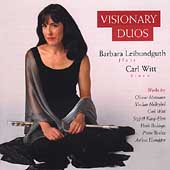 Visionary Duos / Barbara Leibundguth, Carl Witt