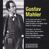 Mahler: Lieder eines fahrenden Gesellen, Knaben Wunderhorn