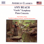 American Classics - Beach: Gaelic Symphony, Piano Concerto
