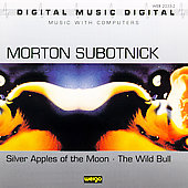 Digital Music Series - Subotnick: Silver Apples of the Moon