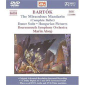 Bartok: The Miraculous Mandarin / Alsop, et al
