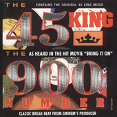 The 45 King: The 900 Number EP [EP]