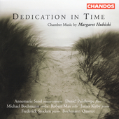 Dedication in Time - Chamber Music by Margaret Hubicki