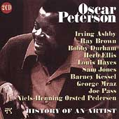 Oscar Peterson: The History of an Artist, Vol. 1