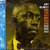 Art Blakey/Art Blakey & the Jazz Messengers: Moanin' [Blue Note Bonus Track] [Remaster]