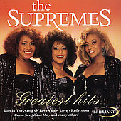 The Supremes: Greatest Hits [Brilliant]