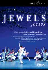 Jewels / Choreography: George Balanchine Ballet National De Paris [DVD]