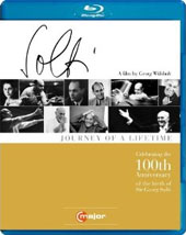 Georg Solti and the Chicago Symphony Orchestra / Journey Of A Lifetime - Celebrating the 100th Anniversary of Sir Georg Solti [Blu-Ray]