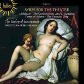 Purcell. Ayres For The Theatre. Parley Of Instruments