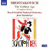 Shostakovich: The Golden Age / Serebrier, et al