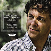 Mozart: Piano Concertos no 9 & 25 / Leppard, Rog&eacute;, et al