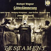 Wagner: G&ouml;tterd&auml;mmerung / Keilberth, et al