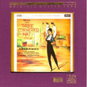 Falla: The Three-Cornered Hat / Ansermet, et al