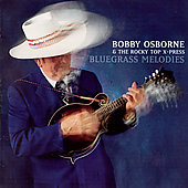 Bobby Osborne: Bluegrass Melodies