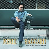 Merle Haggard: Hag: The Studio Recordings 1969-1976