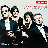 Schoenberg, Szymanowski: String Quartets