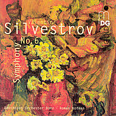 Silvestrov: Symphony no 6 / Kofman, et al