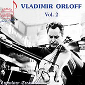 Vladimir Orloff - Vol 2: Boccherini, Valentini, etc