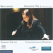 Bruckner: Symphony no 3 / Young, Hamburg PO