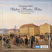 Bilse: Waltzes, Marches, Polkas / Simonis, Cologne West German Radio SO