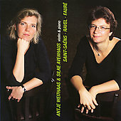 Saint-S&auml;ens, Faur&eacute;, Ravel: Violin Sonatas / Weithaas, Avenhaus