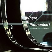 Andy Milne: Where Is Pannonica? *