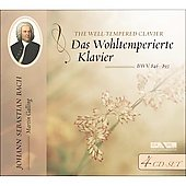 Bach: Well Tempered Clavier / Martin Galling